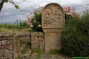 Weinberg Kirchenstück