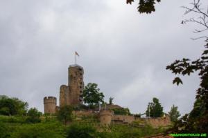 Blick auf die Wachtenburg