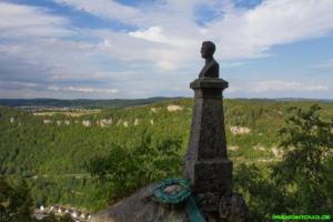 Wilhelm Hauff Denkmal