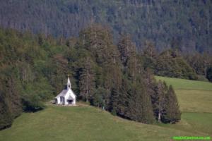 Kapelle über Todtnauberg