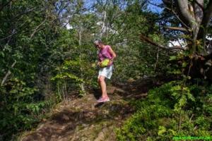 Abstieg zum Hirschsprung