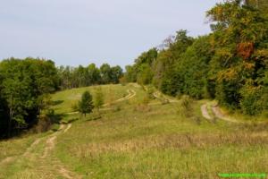 Wanderweg Gobert
