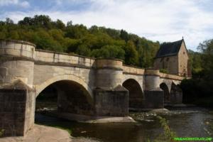 Brücke in Creuzburg