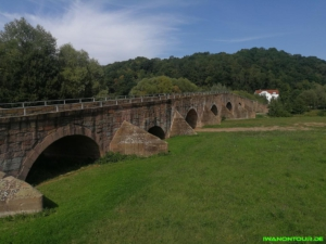 Brücke in Vacha