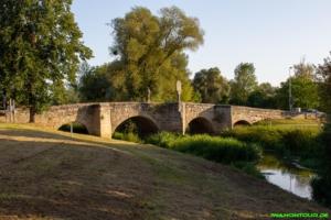 Brücke über die Rodach