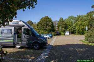 Parkplatz Veste Coburg