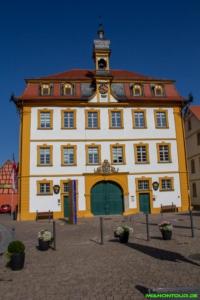 Röttingen Rathaus