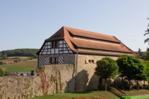 Röttingen Burg