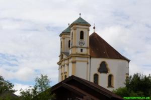 Kirche Marienberg