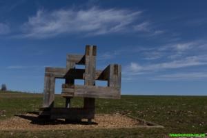 Skulpturenweg bei Meßstetten