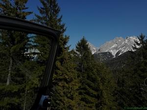 Zugspitzblick am Fernpass