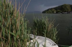 Anleger Ioannina Insel