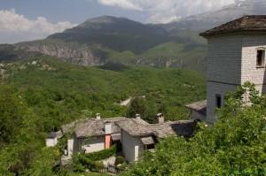 Zagoria Dorf