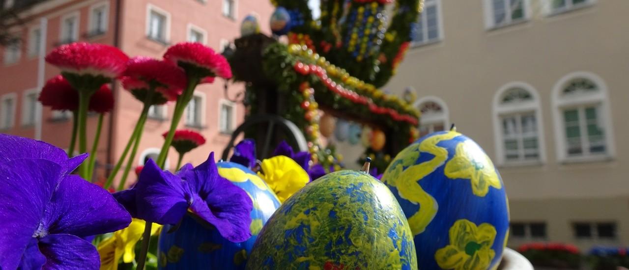 Testfahrt über Ostern in der Ostalb