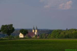 Kirchturm von Rot an der Rot