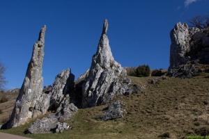 Die Steinernen Jungfrauen