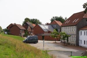 Schnackenburg Parkplatz
