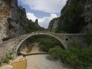 Steinbrücken der Zagoria