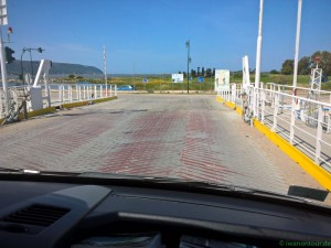 Brücke nach Levkas