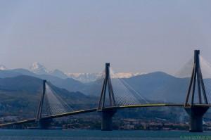 Brücke von Patras nach Antirrio